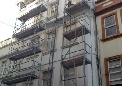 Rehabilitacion fachada y cubierta, Dr. Ferrant 23