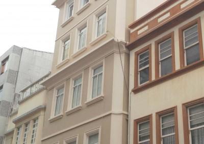 Rehabilitación fachada y cubierta Dr. Ferrant, 23